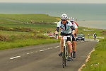 Wight Riviera Sportive. 154km of cycle racing around the Isle of Wight roads, beginning with a mass start lead out from Yarmouth harbour front, leading into the 25km closed road Avant loop past the iconic Needles and through pretty Freshwater Bay before the coast road climb of Compton Down cranks up to separate the men from the boys.<br />