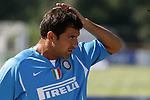 Inter Milan's Dejan Stankovic