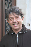 Jean-Pierre Vanel Domaine Lacroix-Vanel. Caux. Pezenas region. Languedoc. Owner winemaker. France. Europe.