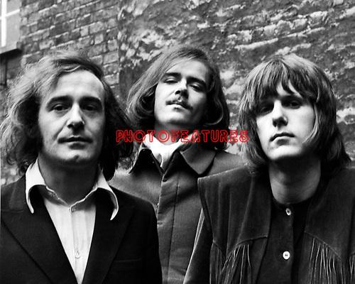 The Nice 1969 Brian Davison Lee Jackson and Keith Emerson<br /> &copy; Chris Walter