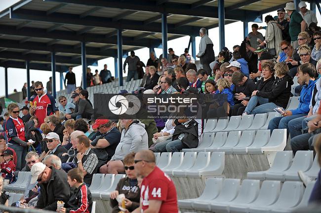Tasman Makos v Manawatu, ITM Cup, Lansdowne Park, Blenheim, New Zealand, 13 October 2013, Photos: Barry Whitnall/shuttersport.co.nz