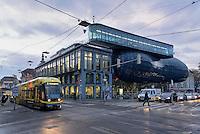 Kunsthaus in Graz, Steiermark, &Ouml;sterreich<br /> Galllery Kunsthaus, Graz, Styria, Austria