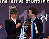 """PRINCESS ANNE MAKES A PRESENTATION TO PIPPA FUNNEL.It was an emotional day for Zara, who fought back tears during her farewell to her favourite horse """"Ginger"""" Toytown, Gatcombe Estate, Minchinhampton, Gloucestershire_07/08/2011.Mandatory Credit Photo: ©Dias/NEWSPIX INTERNATIONAL...**ALL FEES PAYABLE TO: """"NEWSPIX INTERNATIONAL""""**..IMMEDIATE CONFIRMATION OF USAGE REQUIRED:.Newspix International, 31 Chinnery Hill, Bishop's Stortford, ENGLAND CM23 3PS.Tel:+441279 324672  ; Fax: +441279656877.Mobile:  07775681153.e-mail: info@newspixinternational.co.uk"""