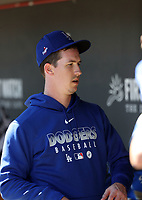 Walker Buehler - Los Angeles Dodgers 2020 spring training (Bill Mitchell)