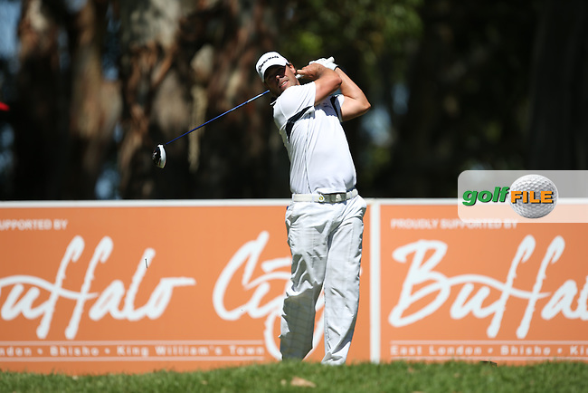 Mikael Lundberg (SWE) during Round Three of the Africa Open 2015 at the East London Golf Club, East London, Eastern Cape, South Africa. Picture:  David Lloyd / www.golffile.ie. 07/03/2015