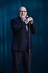 HOLLYWOOD, FL - FEBRUARY 04: Comedian Frank DeCaro performs as the opening act for Comedian Lisa Lampanelli at Hard Rock Live at Seminole Hard Rock Hotel & Casino – Hollywood on February 4, 2017 in Hollywood, Florida. ( Photo by Johnny Louis / jlnphotography.com )