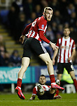 Oli McBurnie of Sheffield Utd during the FA Cup match at the Madejski Stadium, Reading. Picture date: 3rd March 2020. Picture credit should read: Simon Bellis/Sportimage