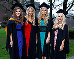 REPRO FREE<br /> 20/01/2015<br /> Eibhlis Maher, Templemore, Co Tipperary, Claire McGrath, Roscrea, Co. Tipperary, Sinead O'Donnell, Ballinasloe, Co. Galway and Kate O'Brien, Kilmeaden, Co. Waterford who graduated in General Nursing as the University of Limerick continues three days of Winter conferring ceremonies which will see 1831 students conferring, including 74 PhDs. <br /> UL President, Professor Don Barry highlighted the increasing growth in demand for UL graduates by employers and the institution&rsquo;s position as Sunday Times University of the Year. <br /> Picture: Don Moloney / Press 22