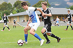 NELSON, NEW ZEALAND - DECEMBER 1: Tasman v Hawkes Bay - National Youth League  on December 1 at Saxton Field  2018 in Nelson, New Zealand. (Photo by: Evan Barnes Shuttersport Limited)