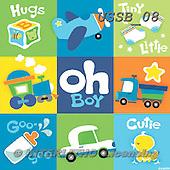 Sarah, BABIES, BÉBÉS, paintings+++++BabyBoySquares-15-A,USSB08,#B# ,everyday