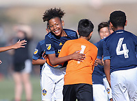 USSDA - West Regional Showcase U-13B, November 3, 2018