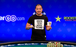 Benjamin Moon - 2018 $1,500 Big Blind Antes No-Limit Hold'em Winner