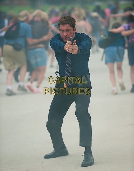 GERARD BULTER.in Olympus Has Fallen (2013) .*Filmstill - Editorial Use Only*.CAP/FB.Supplied by Capital Pictures.