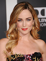 13 November  2017 - Hollywood, California - Caity Lotz. &quot;Justice League&quot; Los Angeles Premiere held at The Dolby Theater in Hollywood. <br /> CAP/ADM/BT<br /> &copy;BT/ADM/Capital Pictures