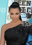 Kim Kardashian at Fox Teen Choice 2010 Awards held at he Universal Ampitheatre in Universal City, California on August 08,2010                                                                                      Copyright 2010 © DVS / RockinExposures