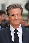 NON EXCLUSIVE PICTURE: PAUL TREADWAY / MATRIXPICTURES.CO.UK<br /> PLEASE CREDIT ALL USES<br /> <br /> WORLD RIGHTS<br /> <br /> English actor Colin Firth attending the UK premiere of 'Eye In The Sky', at London's Curzon Mayfair.<br /> <br /> APRIL 11th 2016<br /> <br /> REF: PTY 16977