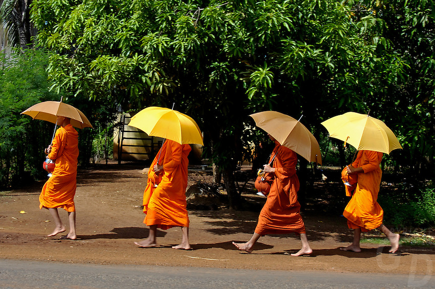 The Images from the Book Journey through Color and Time, Cambodia