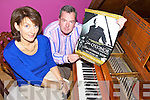 CLASSICAL: Joan O'Connor and Padraig Hanrahan of the Ballybunion Health & Leisure Centre who have organised a concert by the renowned pianist, John O'Connor in the Tintean Theatre on Friday night.