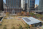Discovery Green BP Solar Panels