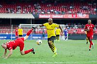 São Paulo (SP), 15/12/2019 - Futebol-Legendscup - Ewerthon do Borussia. Disputa de terceiro e quarto lugar partida entre as lendas de Bayern e Borussia Dortmund no estádio do Morumbi, em São Paulo (SP), domingo (15).