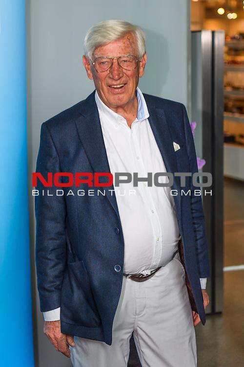16.07.2016, BMW Welt, Muenchen, GER, Bayerische Sportpreis 2016, im Bild Siegfried Rauch<br /> <br />  Foto &copy; nordphoto / Straubmeier