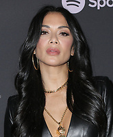 "07 February 2019 - Westwood, California - Nicole Scherzinger. Spotify ""Best New Artist 2019"" Event held at Hammer Museum. <br /> CAP/ADM/PMA<br /> ©PMA/ADM/Capital Pictures"