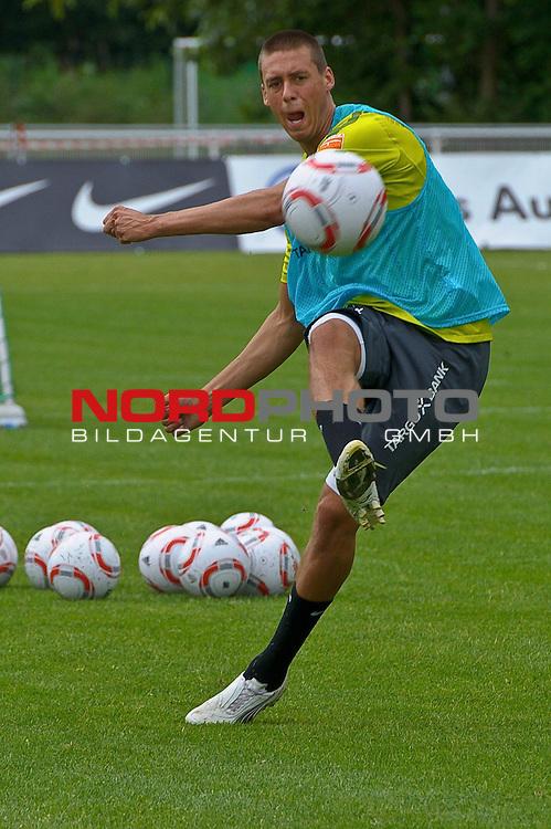 13.07.2010, An der Muehle, Norderney, GER, Trainingslager Werder Bremen 1. FBL 2010 - Day06 im Bild Sandro Wagner ( Werder #19 )     Foto © nph / Kokenge