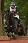 16.06.2018,  GER;  Luhmuehlen 2017, Vielseitigkeit, Gelaendepruefung C***, Deutsche Meisterschaft, im Bild  Bettina Hoy(GER) auf Designer am DHL Komplex Foto © nordphoto / Witke *** Local Caption ***
