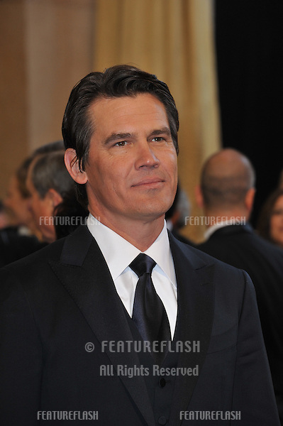 Josh Brolin at the 83rd Annual Academy Awards at the Kodak Theatre, Hollywood..February 27, 2011  Los Angeles, CA.Picture: Paul Smith / Featureflash