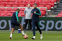 Jan Vertonghen of Tottenham Hotspur during Tottenham Hotspur Training at the Johan Cruyff Arena on 7th May 2019
