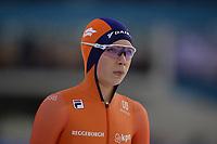 SCHAATSEN: HEERENVEEN: 07-03-2020, IJsstadion Thialf, ISU World Cup Final, 1000m Ladies, Jutta Leerdam (NED), ©foto Martin de Jong
