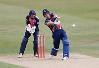 Joe Denly bats for Kent during Kent Spitfires vs Middlesex, Vitality Blast T20 Cricket at The Spitfire Ground on 16th September 2020