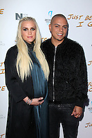 Ashlee Simpson, Evan Ross<br />