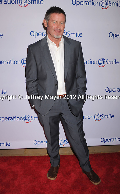 BEVERLY HILLS, CA - SEPTEMBER 28: Jeff Kelley attends Operation Smile's 30th Anniversary Smile Gala - Arrivals at The Beverly Hilton Hotel on September 28, 2012 in Beverly Hills, California.