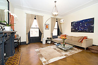 Living Room at 140 West 16th Street