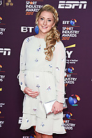 Laura Kenny<br /> at the BT Sport Industry Awards 2017 at Battersea Evolution, London. <br /> <br /> <br /> ©Ash Knotek  D3259  27/04/2017