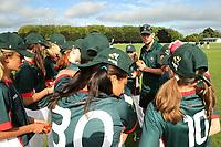 Raroa Intermediate School during the National Primary School Cricket Cup at the Bert Sutcliffe Oval, Lincoln University, Christchurch, New Zealand. Saturday 25 November 2017. Photo: Martin Hunter/www.bwmedia.co.nz