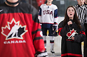 Bonnyville, AB - Dec 12 2018 - Canada East vs. USA during the 2018 World Junior A Challenge at the R.J. Lalonde Arena in Bonnyville, Alberta, Canada (Photo: Matthew Murnaghan/Hockey Canada)