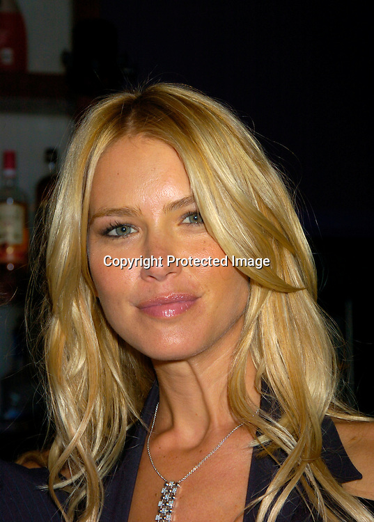 Valaria Mazza  ..at the 2004 Sports Illustrated Swimsuit Issue Press Event at ..Deep in NYC on Tuesday 10, 2004.                              Photo by Robin Platzer, Twin Images