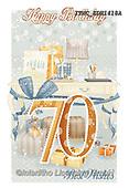 Marcello, CHILDREN BOOKS, BIRTHDAY, GEBURTSTAG, CUMPLEAÑOS, paintings+++++,ITMCEDH1418A,#bi#, EVERYDAY ,age cards