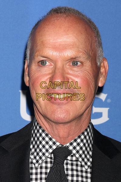 SANTA BARBARA, CA - JANUARY 31: Michael Keaton at the Santa Barbara International Film Festival - Modern Master at the Arlington Theater in Santa Barbara, California on January 31, 2015. <br /> CAP/MPI/DC/DE<br /> &copy;DE/DC/MPI/Capital Pictures