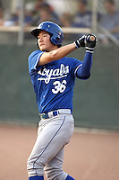 Jin-Ho Shin - AZL Royals - 2010 Arizona League.Photo by:  Bill Mitchell/Four Seam Images..