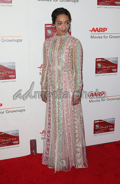 06 February 2017 - Beverly Hills, California - Ruth Negga. AARP 16th Annual Movies For Grownups Awards held at the Beverly Wilshire Four Seasons Hotel. Photo Credit: F. Sadou/AdMedia