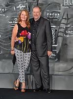 BERLIN, ALEMANHA, 17.07.2017 - PREMIERE-BERLIN - Birgit Wolff e Harold Faltermeyer durante premiere de Atomic Blonde em Berlin na Alemanha ontem segunda-feira, 17. (Foto: Timm/Brazil Photo Press)