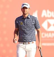 Brandon Grace (RSA) during the 2nd round of the Abu Dhabi HSBC Championship, Abu Dhabi Golf Club, Abu Dhabi,  United Arab Emirates. 17/01/2020<br /> Picture: Oisin Keniry   Golffile<br /> <br /> <br /> All photo usage must carry mandatory copyright credit (© Golffile   Oisin Keniry)
