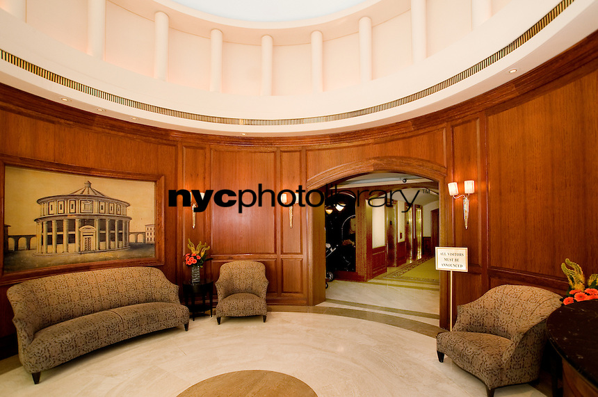 Lobby at 145 East 48th Street