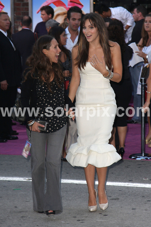 **ALL ROUND PICTURES FROM SOLARPIX.COM**.**WORLDWIDE SYNDICATION RIGHTS**.**NO PUBLICATION IN USA, DENMARK, GERMANY OR RUSSIA**.Katherine McPhee seen outside the House Bunny premiere in Westwood, CA, USA, 20th August 2008..This pic: Katherine McPhee..JOB REF: 7083 LAP/Lancer GG       DATE: 20_08_2008.**MUST CREDIT SOLARPIX.COM OR DOUBLE FEE WILL BE CHARGED* *UNDER NO CIRCUMSTANCES IS THIS IMAGE TO BE REPRODUCED FOR ANY ONLINE EDITION WITHOUT PRIOR PERMISSION*