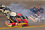 Feb 7, 2009; 5:12:12 PM; Daytona Beach, FL, USA; ARCA Remax Series Event 1 for the Lucas Oil Slick Mist 200 at Daytona International Speedway.  Mandatory Credit: (thesportswire.net)
