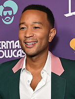 "30 July 2019 - West Hollywood, California - John Legend. IFC's ""Sherman's Showcase"" Premiere Party held at The Peppermint Club. Photo Credit: Birdie Thompson/AdMedia"