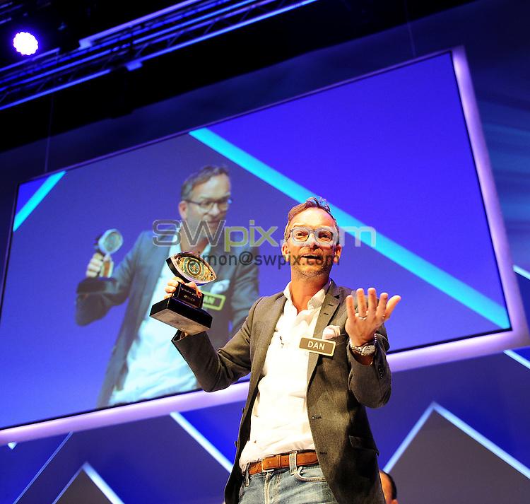Picture by Simon Wilkinson/SWpix.com - 27/08/2014 Edinburgh TV Television Festival 2015<br /> Dan Baldwin<br /> copyright picture - Simon Wilkinson - simon@swpix.com